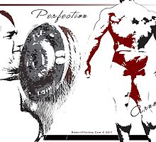 Arnold Schwarzenegger - Perfection by celebrityart