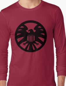 S.H.I.E.L.D. seal Long Sleeve T-Shirt