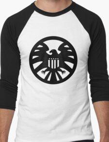 S.H.I.E.L.D. seal Men's Baseball ¾ T-Shirt
