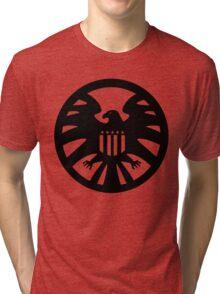 S.H.I.E.L.D. seal Tri-blend T-Shirt