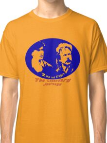 Rowsdower:  Zap And Troy the Legendary Journeys Tee (colorful version) Classic T-Shirt