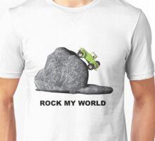 ROCK MY WORLD Unisex T-Shirt