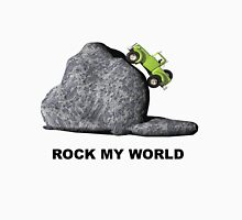 ROCK MY WORLD Unisex T-Shirt