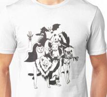 Animal Kingdom by Georgia Rodriguez Unisex T-Shirt