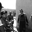 Afghan Local Police by DarrynFisher