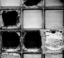 glass blocks, squared by logikris
