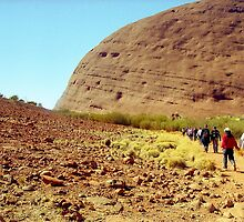 Hiking at Las Olgas by Alberto  DeJesus