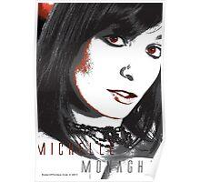 Glamour Model - Michelle Monaghan - Portrait Poster