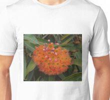 Orange flowering gum Unisex T-Shirt