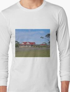 Farm house, Kangaroo Island, South Australia Long Sleeve T-Shirt