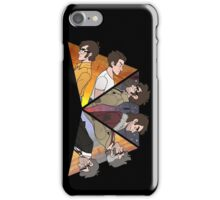 A Grunkle in Time iPhone Case/Skin
