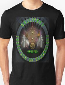 Gallifrey Institute of Technology Crest Unisex T-Shirt
