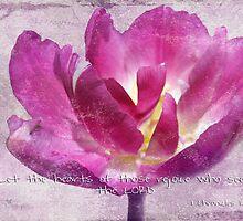 Let the hearts rejoice! by Olga