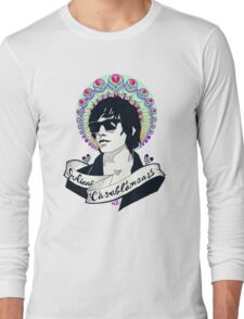 Julian Casablancas Long Sleeve T-Shirt