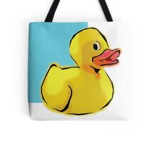 Cute Duck Tote Bag