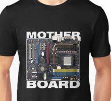 MOTHERBOARD NOIRE Unisex T-Shirt