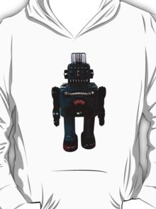 Smoking Robot 3 T-Shirt