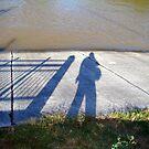 My Shadow by Wanda Raines