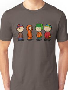 Welcome to South Park Charlie Brown Unisex T-Shirt