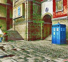 Tardis by thunderossa