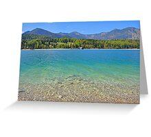 beautiful water color Greeting Card