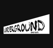 UNDERGROUND NOIRE by Pierpaoloph