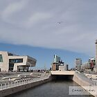 Canal View at the Pierhead, Liverpool  by Jenny1611