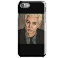 Crush - Spike - BtVS S5E14 iPhone Case/Skin