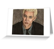 Crush - Spike - BtVS S5E14 Greeting Card