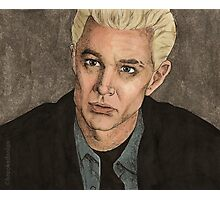 Crush - Spike - BtVS S5E14 Photographic Print