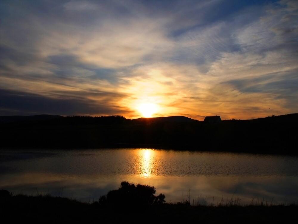 Kilt Rock Sunset - 1 by charlylou