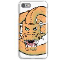 Dragon Spiral iPhone Case/Skin