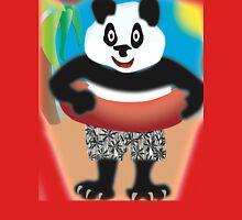 Larravide Panda Unisex T-Shirt
