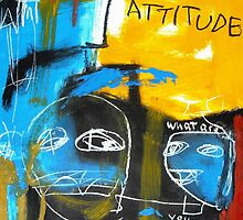 Attitude by Alan Taylor Jeffries