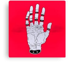 THE HAND OF ANOTHER DESTYNY Canvas Print
