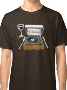 Dinner Music Classic T-Shirt