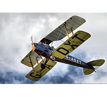 de Havillands D.H. 82 Tiger Moth Photographic Print