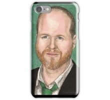 The Body - Joss Whedon - BtVS S5E16 iPhone Case/Skin