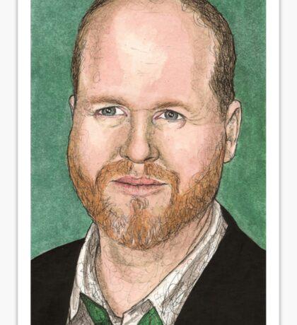 The Body - Joss Whedon - BtVS S5E16 Sticker