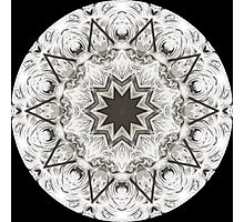 Graffiti Kaleidoscope Photographic Print