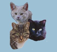 My Cats..T-Shirt by MaeBelle