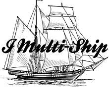 Multi-Ship by brightgemini