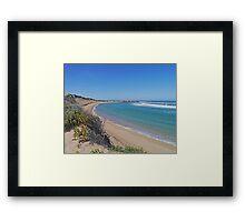 Beachport, South Australia Framed Print