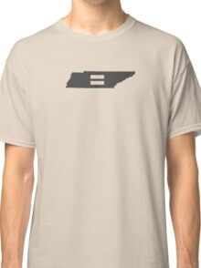 Tennessee Equality Classic T-Shirt
