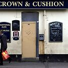 The Crown Has Slipped by SquarePeg