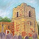St Michael's Church, Cumbria by Hilary Robinson