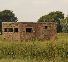 Early Fighter Watch Office At RAF Culmhead by sgtgrech