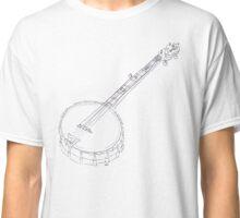 My Grandad Rob Roy's banjo  Classic T-Shirt