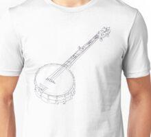 My Grandad Rob Roy's banjo  Unisex T-Shirt