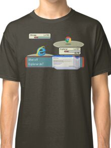Browser Battle Classic T-Shirt